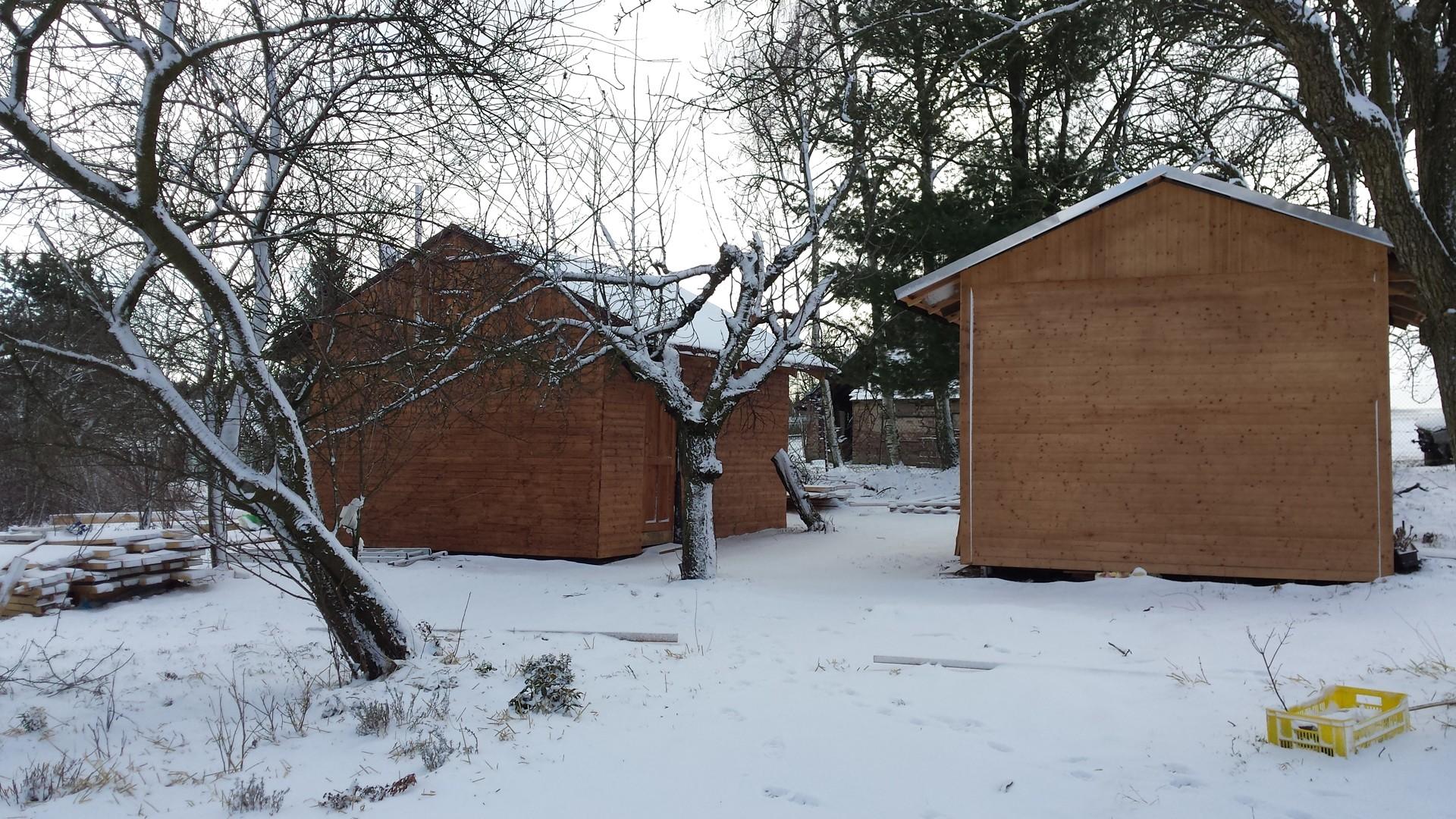 V zimě 2014/2015 nasněžilo na měsíc