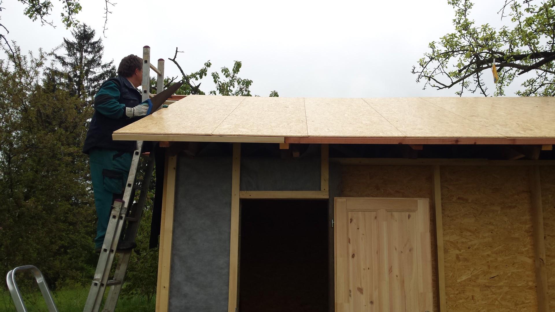 Nové dřevěné dveře