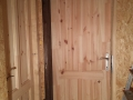 Dveře ze dřeva