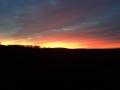 Západ slunce a hurá na pobyt ve tmě
