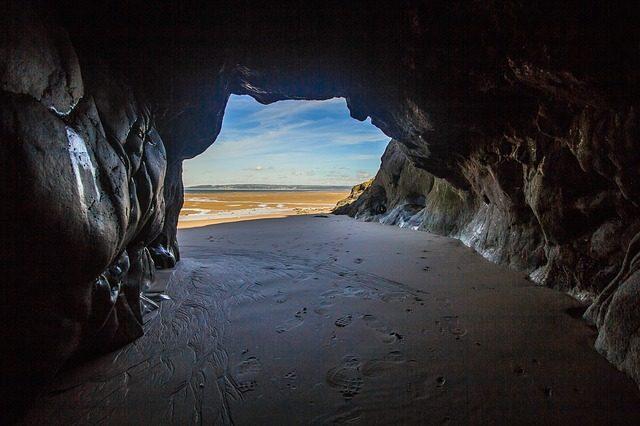 Jeskyně pro pobyt ve tmě
